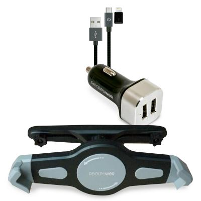 Realtron batterij: RealPower, Tablet Car Set