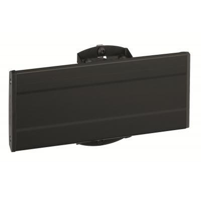 Vogel's muur & plafond bevestigings accessoire: PFB 3402 Interface plaat 290 mm zwart - Zwart, Zilver