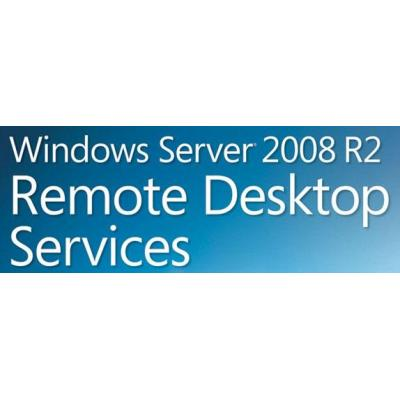 Microsoft remote access software: Windows Remote Desktop Services, LIC/SA, 1u CAL, 1Y-Y1