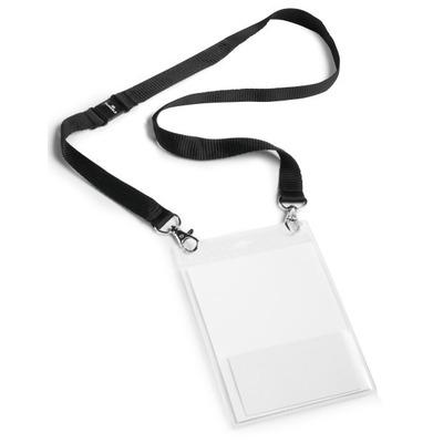 Durable * voor extra groot naamkaartje. * Uitgeprinte A4 papieren kunnen gemakkelijk worden gevouwen en dienst .....