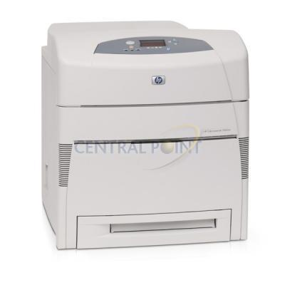 HP Color LaserJet 5550dn printer laserprinter
