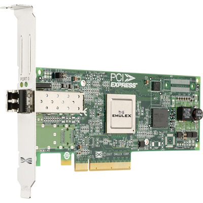 DELL Emulex LPe12000 interfaceadapter - Groen,Roestvrijstaal