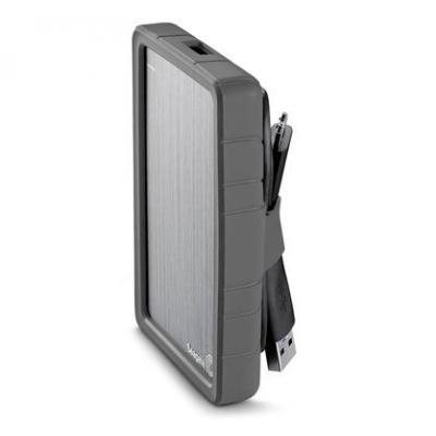 Seagate : Backup Plus Slim case, black - Zwart
