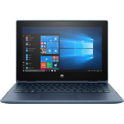 "HP ProBook x360 11 G5 EE 11,6"" Touch Pentium Silver 4GB RAM 128GB SSD Laptop - Blauw"