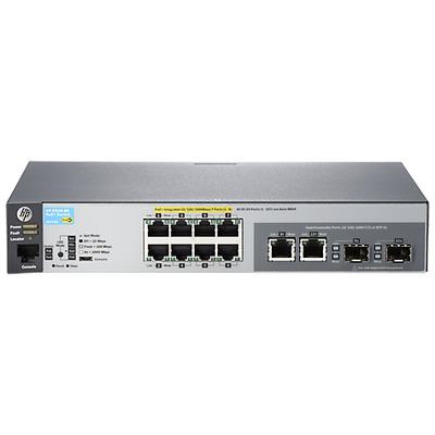 Hewlett Packard Enterprise 2530-8G-PoE+ Switch