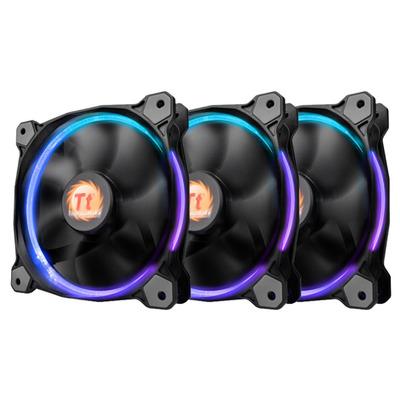 Thermaltake RIing 14 (3 Fan Pack) Hardware koeling - Zwart