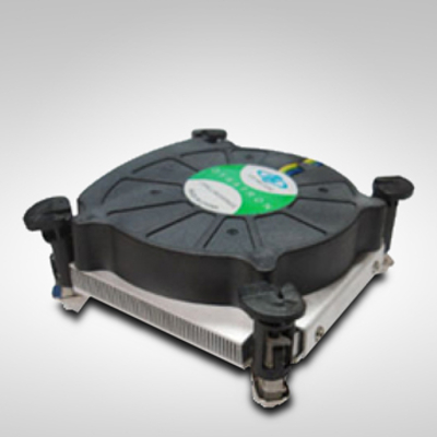 Inter-Tech T-180 Hardware koeling