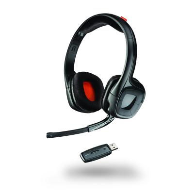 Plantronics game assecoire: Plantronics, GameCom P80 Stereo Wireless Gaming Headset  (PS4 / PC / MAC)