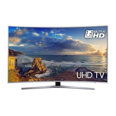 Samsung led-tv: UE55MU6500S - Zilver
