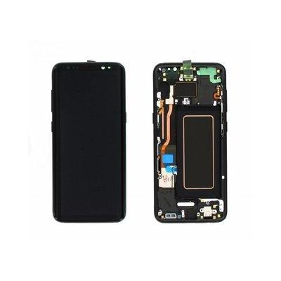 Samsung mobile phone spare part: G950F Galaxy S8 Screen LCD Display Module - Zwart