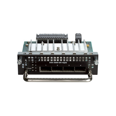 D-Link DXS-3600-EM-4QXS Netwerk switch module