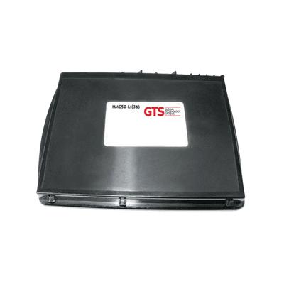 GTS 3600 mAh, LI-ION, 3.7 V, f/Symbol MC50 - Zwart