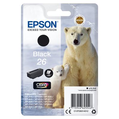 Epson C13T26014012 inktcartridges