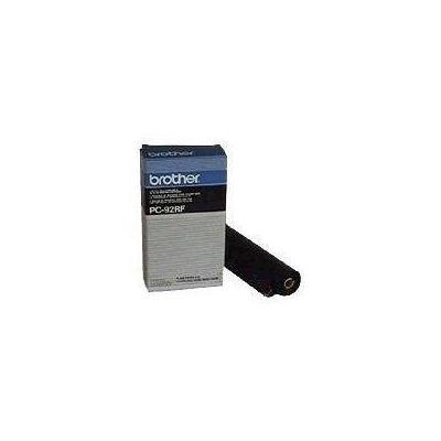 Brother faxlint: Black Ribbon Cartridge