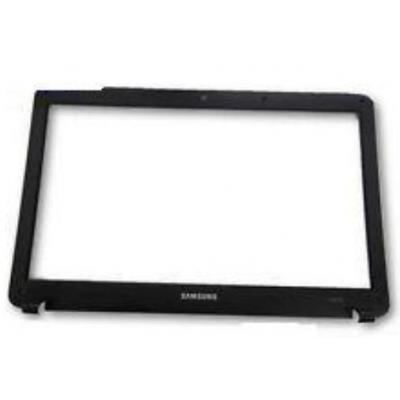 Samsung notebook reserve-onderdeel: LCD Bezel, Black - Zwart