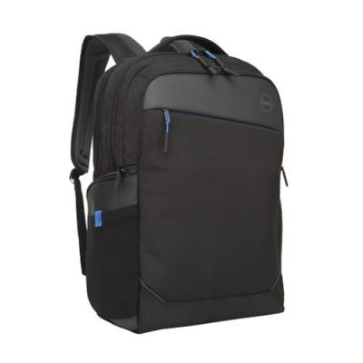Dell laptoptas: Professional rugzak 17 - Zwart