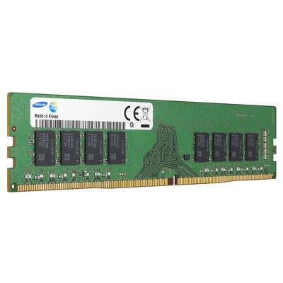 Samsung RAM-geheugen: 32 GB, DDR4, 2666 MHz, ECC, Reg - Multi kleuren