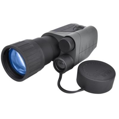 Bresser optics : NIGHTSPY 5X50 - Zwart, Zilver