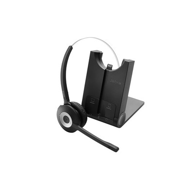 Jabra PRO 935 Headset - Zwart