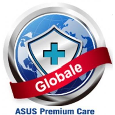 ASUS Ext. warranty f/ laptop, 1Y Garantie