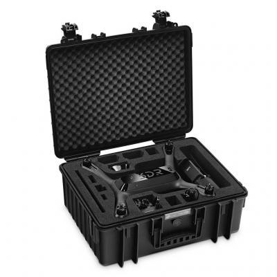 B&w : PP/Foam, 419.1x510.5x215.9mm, 3.99kg, Black - Zwart