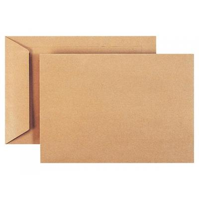 Staples envelopen: Envelop SPLS 230x310 P&S 90g bruin/ds250