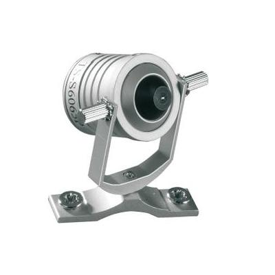 "Abus beveiligingscamera: 1/4"" Sony CCD, BNC, 3.7 mm, 1/50 - 1/100000 s, 520 TVL, AES, IP34, - Zilver"
