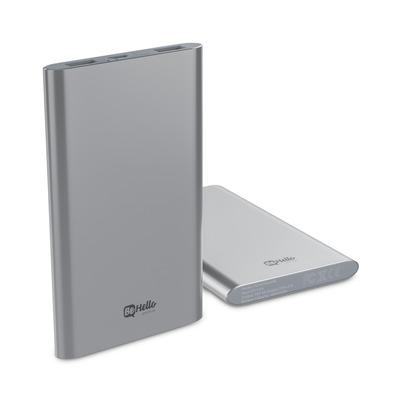 BeHello BEHPBK00010 Powerbank - Zilver