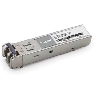 Legrand Finisar® FTLF8524P2BNV COMPATIBELE 1/2/4GBS FIBRE CHANNEL SW MMF SFP (MINI-GBIC) ontvangstmodule .....