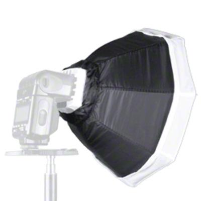 Walimex 16462 Softbox - Zwart, Wit
