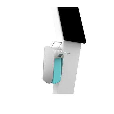 Dekker Industrial Design D.I.D Desinfectie hand cleaning TV standaard