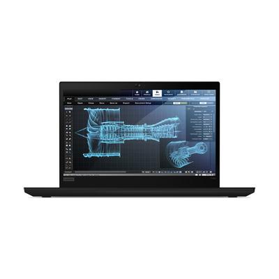 Lenovo ThinkPad P14s Laptop - Zwart