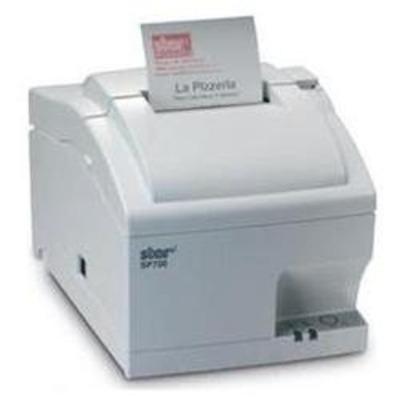 Star Micronics SP712M Pos bonprinter - Wit