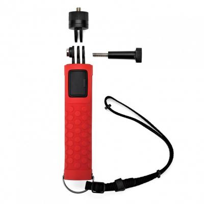 Joby digitale camera batterij greep: Action Battery Grip For GoPro and other Action Video Cameras, 165 g - Rood