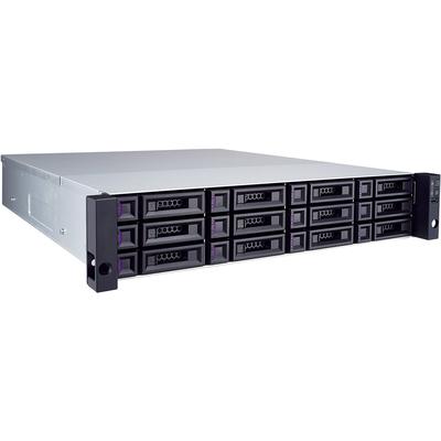 Qsan Technology XCubeDAS XD5312-S SAN - Zwart
