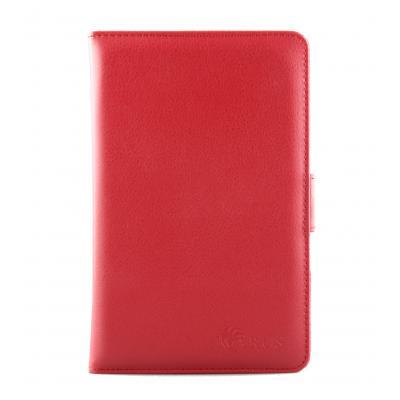 Icarus e-book reader case: Rode beschermhoes voor Omnia M703BK e-reader - Rood