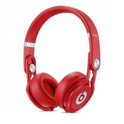 Beats by dr. dre headset: Beats Mixr - Rood
