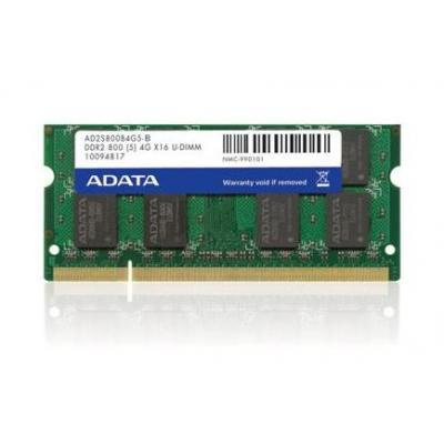 ADATA AD2S800B1G6-S RAM-geheugen