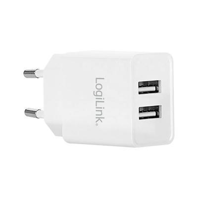 LogiLink PA0185 Oplader - Wit