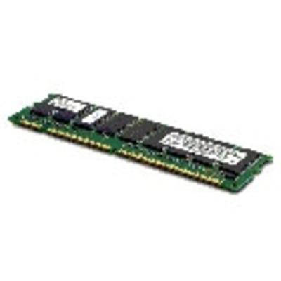IBM Memory 512MB PC3200 ECC DDR SDRAM UDIMM RAM-geheugen