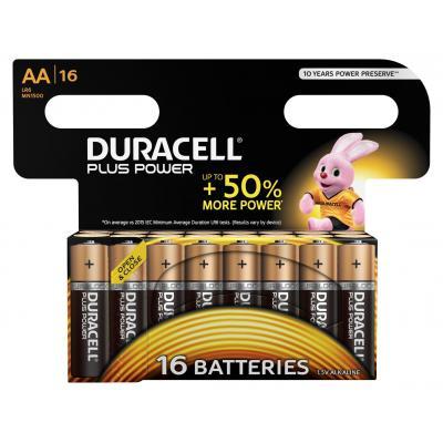 Duracell batterij: Plus Power