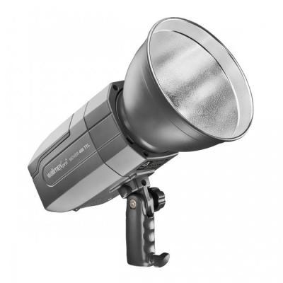 Walimex Mover 400 TTL Fotostudie-flits eenheid - Zwart, Grijs