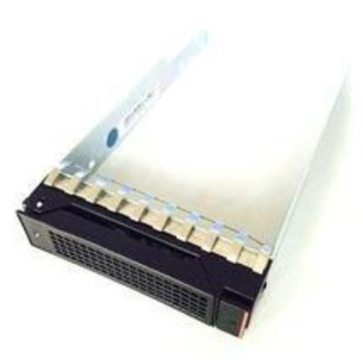 CoreParts KIT177 Computerkast onderdeel - Zwart, Metallic