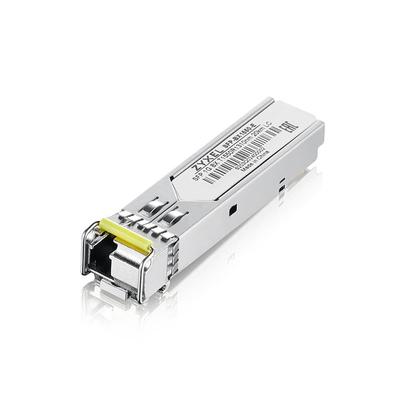 Zyxel SFP-BX1550-E Netwerk tranceiver module - Staal