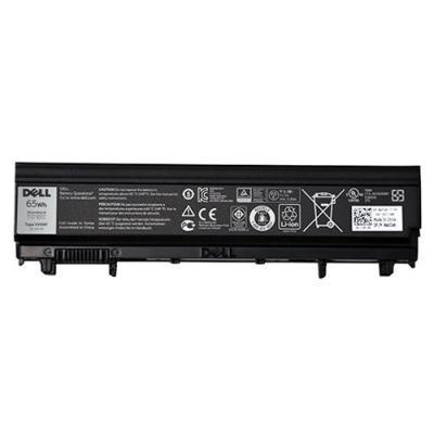 Dell batterij: 65 WH, 6-Cell, 329 g - Zwart