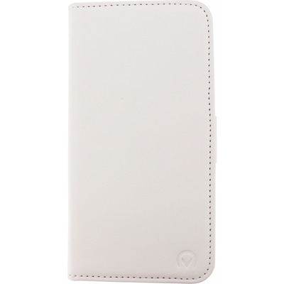 Mobilize Slim Wallet Book Case Apple iPhone 6 White Mobile phone case - Wit