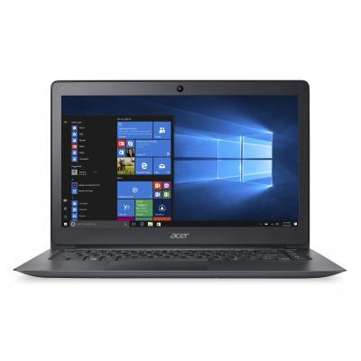 "Acer laptop: TravelMate X3 TMX349-G2-M-55RN - 14"" i5 8GB RAM 512GB SSD - W10 Pro - Zwart, QWERTY"