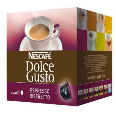 Nescafé koffie: Dolce Gusto Espresso Ristretto