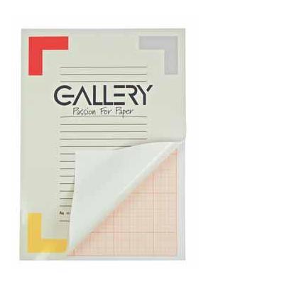 Gallery millimeterpapier: MILLIMETERBLOK A4 50BL