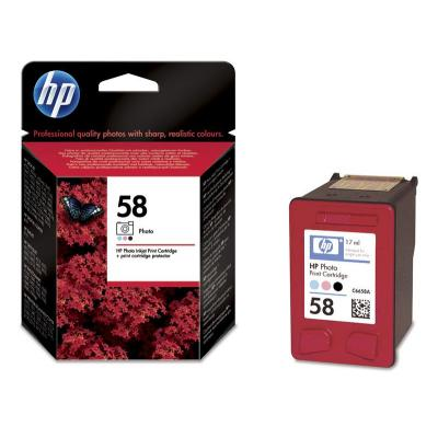 HP C6658AE inktcartridge